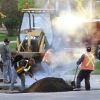 Asphalt Repair Columbus Ohio